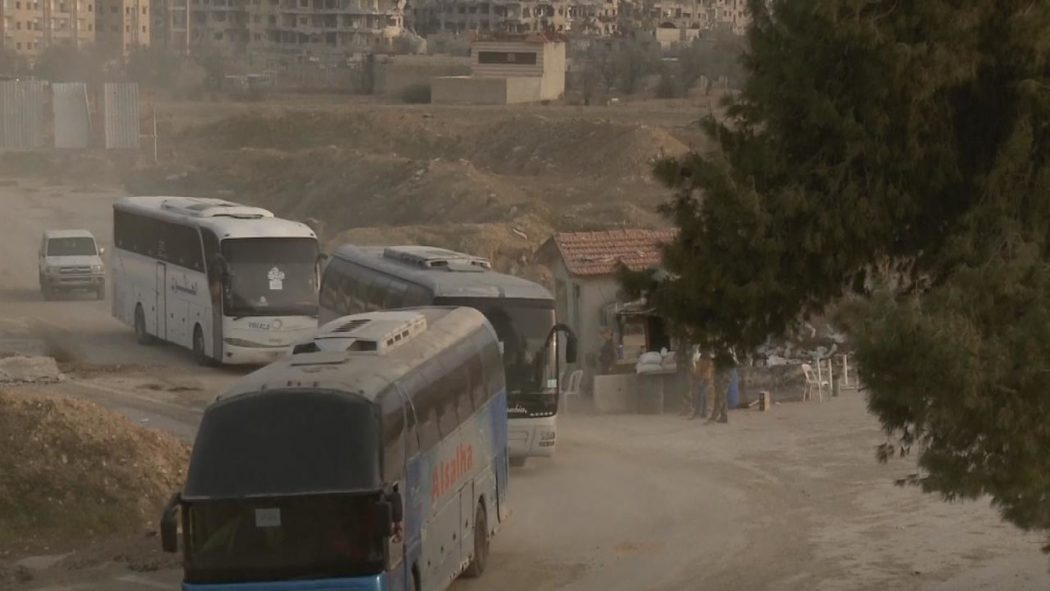 """Photo of اتفاق في اليرموك .. مقابل المحاصرين في """" كفريا والفوعة """" .."""