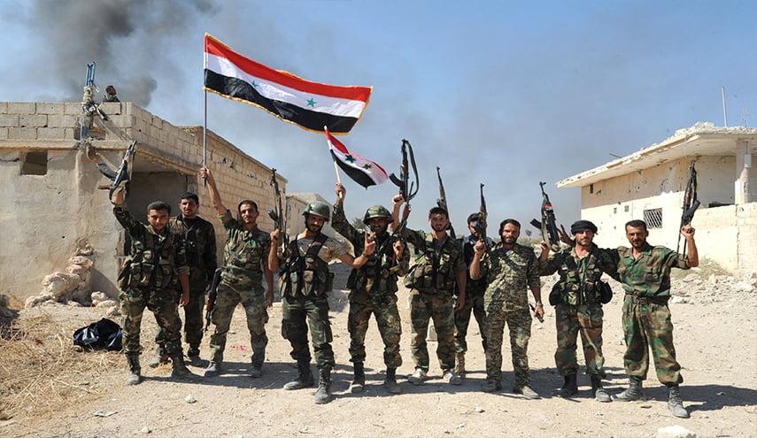 Photo of درعا تنتظر اعلان النصر ..والمسلحون ينحسرون في 10 بالمئة من الجنوب