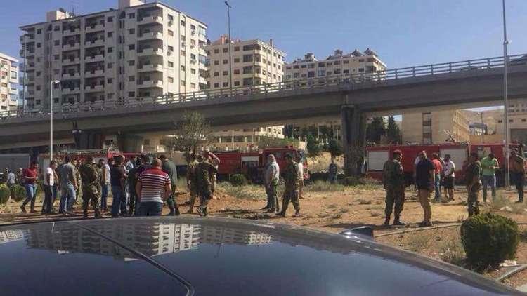 Photo of الانفجارات تعود لدمشق..الإرهابيون يستهدفون مشروع دمر