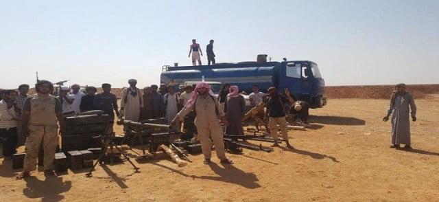 """Photo of إغلاق ملف مخيم """"الركبان"""" .. بتسوية الأوضاع والترحيل!"""