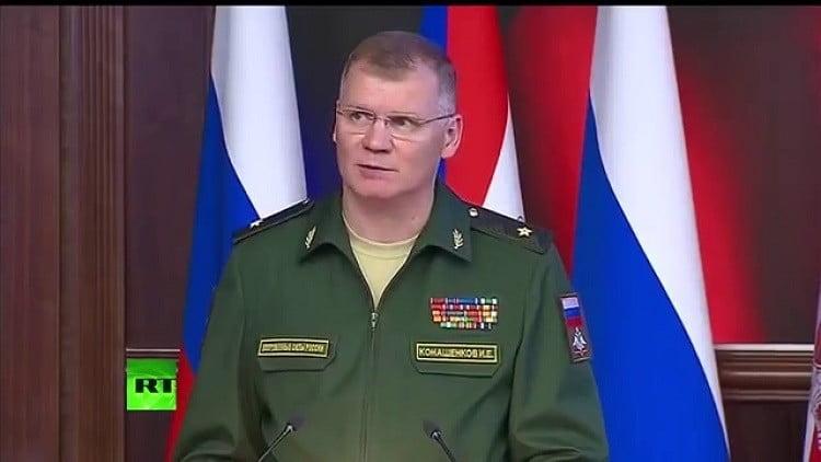 "Photo of ""الدفاع الروسية"" : التحالف الدولي يسبب الفوضى في سورية .. وحيث يتواجد هي مناطق رمادية"