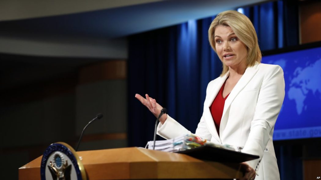 Photo of الولايات المتحدة تهاجم مسار أستانا لحل الأزمة السورية وتصف الجولة \11\  بالفاشلة