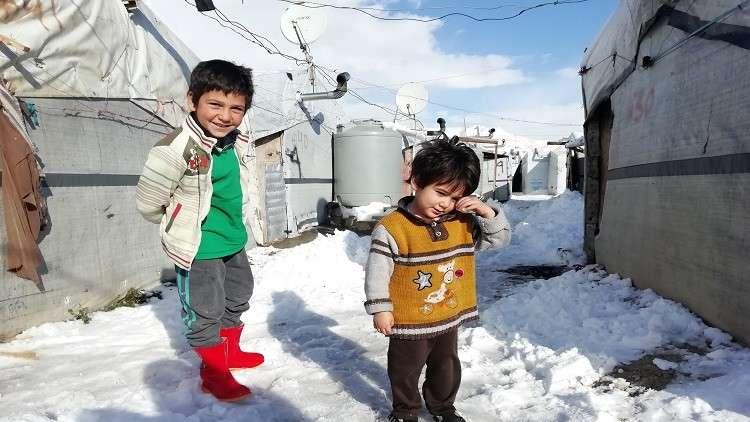 Photo of الصحة العالمية: البرد يغتال عشرات الأطفال داخل مخيم الهول للنازحين السوريين