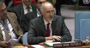 """Photo of الجعفري:ملتزمون بالتعاون مع بيدرسون..وحل """"التحالف """" ضرورة وعلى الدول الأوروبية استعادة إرهابييها"""