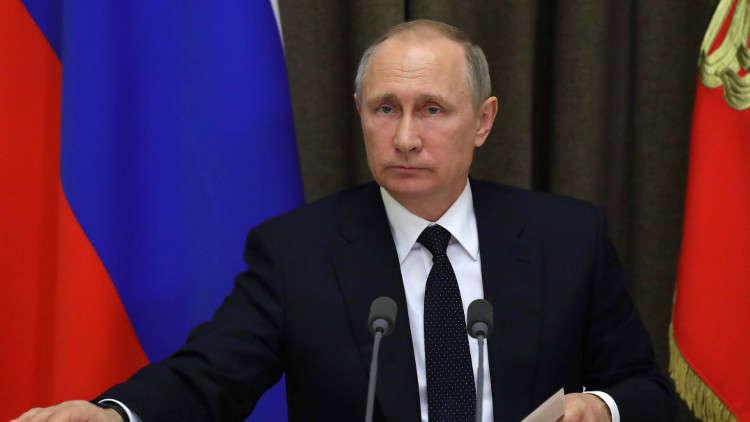 "Photo of بوتين :توجد فكرة لإنشاء مجموعة ""الاستقرار النهائي ""في سورية تشمل جميع الأطراف"