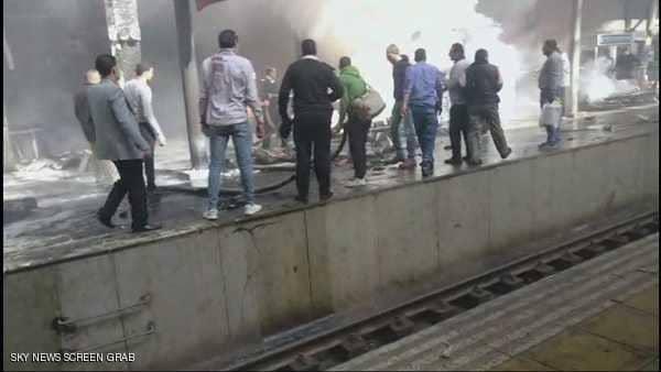 Photo of حادث آخر في مصر… ضيحته شخص و٥ مصابين