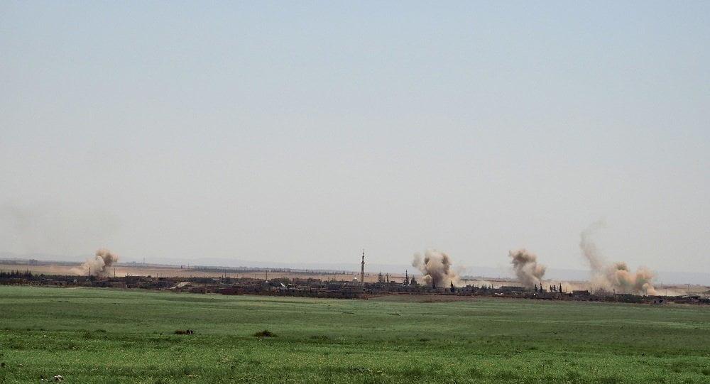 Photo of الخارجية الروسية :النصرة تعيد تشكيلاتها للسيطرة على ادلب و الهجوم على حلب وحماه
