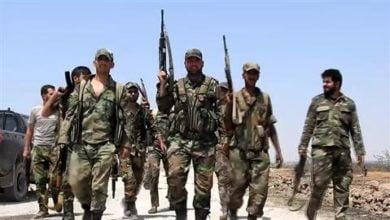 Photo of الجيش السوري يرد على اعتداءات الإرهابيين على مدينة حلب