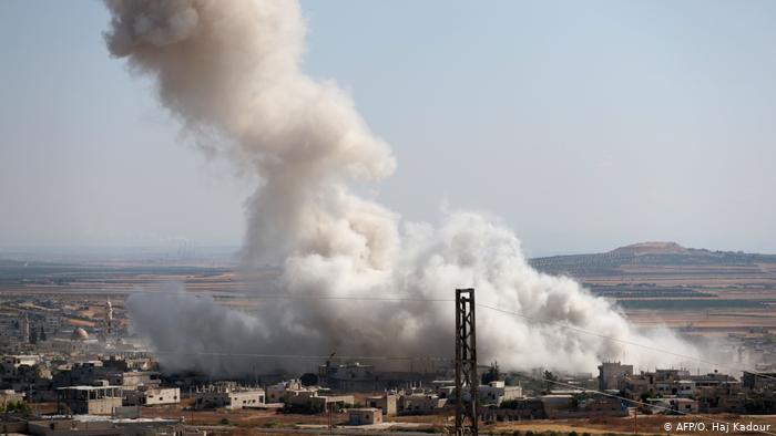 Photo of البنتاغون: قواتنا استهدفت منشأة تابعة للقاعدة في سورية
