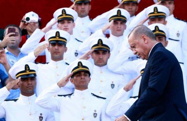 """Photo of أردوغان: سننفذ خططنا الخاصة لإقامة """"المنطقة الآمنة"""" في سورية حال فشل المحادثات مع واشنطن"""