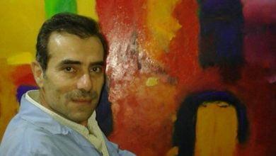 Photo of يرى للنحت بُعداً رابعاً! بسام بيضون: لا يكفيني الرسم للتعبير وأجد في النحت متعة فنية أكبر