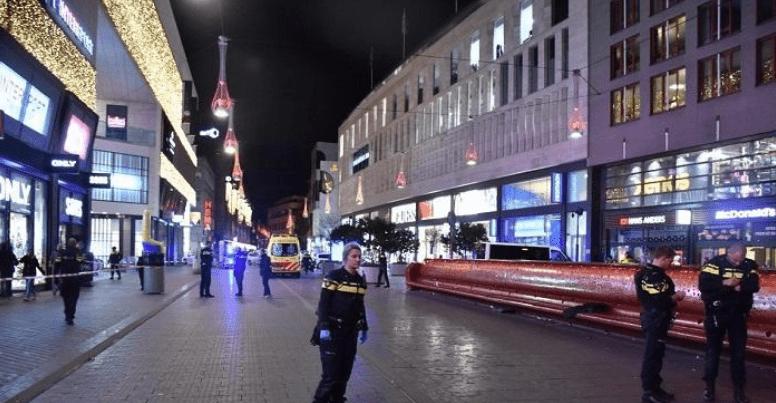 """Photo of القبض على مشتبه به في حادث الطعن بمدينة """"لاهاي"""" الهولندية"""