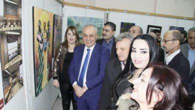 Photo of 35 فناناً يعرضون أعمالاً جديدة لم يسبق عرضها في المعرض السنوي لاتحاد الفنانين التشكيليين في طرطوس