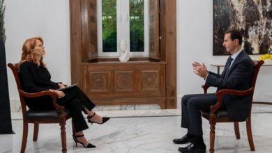Photo of هذا هو نص المقابلة التي امتنع تلفزيون Rai news 24 الإيطالي عن بثها مع الرئيس بشار الاسد