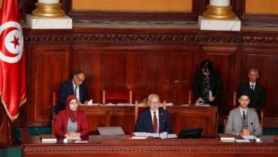 "Photo of تونس: ""النهضة"" تخسر أولى معاركها في البرلمان"