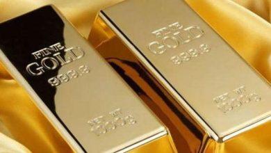 Photo of هبوط أسعار الذهب عالميا