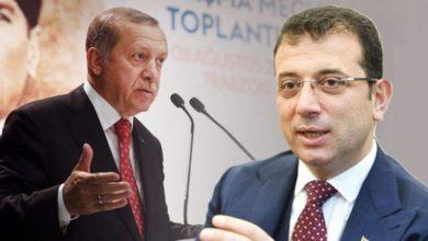 Photo of استطلاعات تسجل تراجعاً لأردوغان أمام منافسه أكرم إمام أوغلو