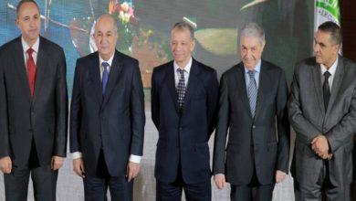 Photo of هؤلاء هم المتنافسون على الرئاسة في الجزائر