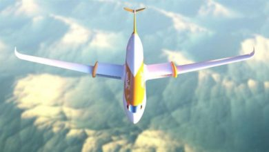 Photo of أول طائرة كهربائية تجارية تحلق في السماء