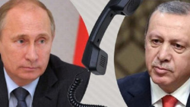 Photo of بوتين لأردوغان :عليك الالتزام بسوتشي في سورية