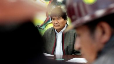 """Photo of بوليفيا:السلطات تعتزم إصدار مذكرة توقيف بحق الرئيس السابق """" موراليس """""""