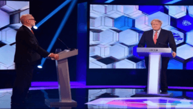 "Photo of استطلاعات تشير إلى تقدم ""المحافظين"" ببريطانيا قبل انتخابات الخميس"