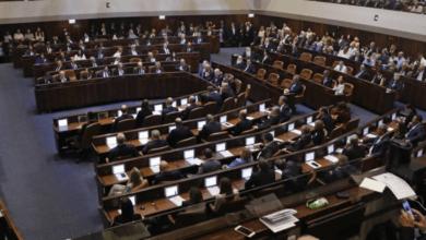 Photo of تقديم مشروع قانون حل الكنيست الإسرائيلي