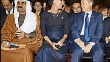 """Photo of تقرير: صفقات سرية بين الشيخة """"موزة"""" و""""أردوغان"""" !!"""