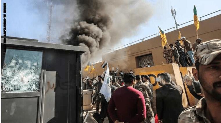 Photo of البنتاغون: سنرسل قوات إضافية إلى بغداد لحماية السفارة الأميركية