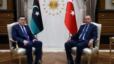 Photo of الأخوان المسلمون في ليبيا يطالبون بتدخل قوات أردوغان لمواجهة حفتر