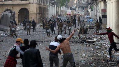 """Photo of العراق.. توجيهات بعدم تدخل""""الحشد الشعبي"""" في الأمن"""