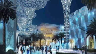 "Photo of رسمياً.. ""إسرائيل"" تبدأ ببناء جناحها في ""إكسبو دبي 2020"""