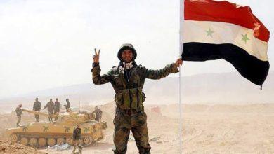 Photo of الجيش السوري يستهدف تجمعات المسلحين في ريفي إدلب وحلب