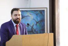 """Photo of حاز جائزة العالم الروسي """"أندرييقيتش"""" د.إياس الخطيب: الكتابة شغف التعبير عن هموم مجتمعي ووطني وأمتي"""