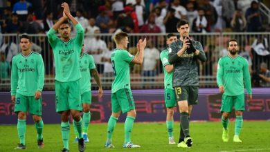 Photo of ردة فعل لاعبي ريال مدريد على خسارة برشلونة