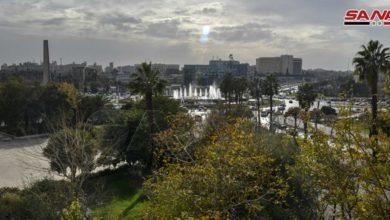 Photo of هطولات مطرية متوقعة فوق المناطق الغربية والشرقية والجزيرة
