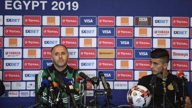Photo of مدرب المنتخب الجزائري: هدفنا الفوز بكأس العالم 2022