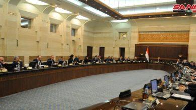 Photo of مجلس الوزراء يقر خطة تأمين المواد الأساسية للمواطنين بشكل مدعوم