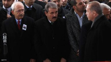 Photo of أردوغان يقاضي زعيم المعارضة .. ويطالبه بنصف مليون ليرة ..