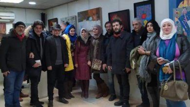 """Photo of اتحاد التشكيليين يدعو إلى وليمة دسمة تضم """"تشكيل"""" متنوع من المدارس الفنية والأفكار والنصوص اللونية"""