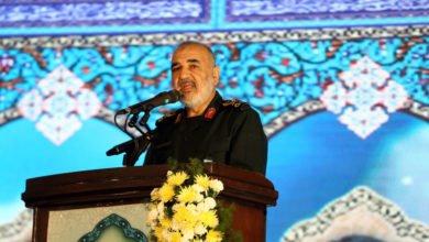 "Photo of قائد الحرس الثوري الإيراني: الظروف ليست مؤاتية الآن لـ""محو إسرائيل"""