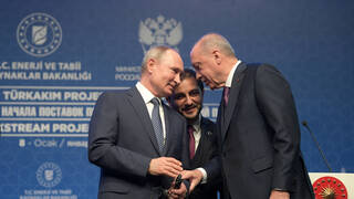 Photo of روسيا وتركيا وصلتا إلى الخط الأحمر