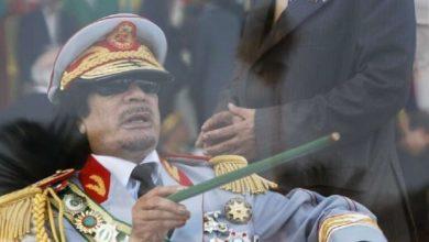 Photo of أرملة القذافي ترد على ترامب برسالة خطية
