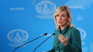 Photo of الخارجية الروسية: نشكك بجدوى انضمام فرنسا وألمانيا إلى المباحثات الروسية التركية حول إدلب