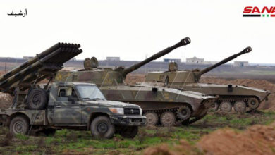 Photo of وحدات الجيش تتصدى لهجوم للإرهابيين على سراقب وتكبدهم خسائر فادحة في الأفراد والعتاد