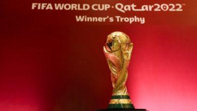 Photo of بيان للفيفا حول تأجيل مباريات تصفيات مونديال قطر 2022 وكأس آسيا 2023