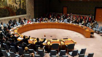 Photo of الغرب يرفض مشروع قرار روسي بشأن التخلي عن الإجراءات الأحادية المفروضة خارج نطاق مجلس الأمن ..