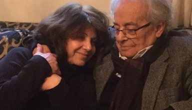 Photo of أدونيس وشقيقته د.فاطمة اسبر.. عناق الشعر والفن كروحين في جسد الإبداع