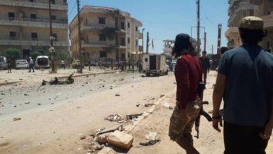 Photo of سقوط 5 مدنيين نتيجة الاشتباكات المستمرة بين الجماعات الإرهابية في ريف حلب ..