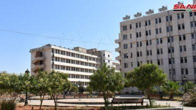 Photo of المدينة الجامعية بدمشق جاهزة لاستقبال الطلاب
